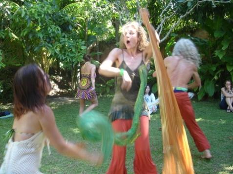 ecsstatic dance workshop