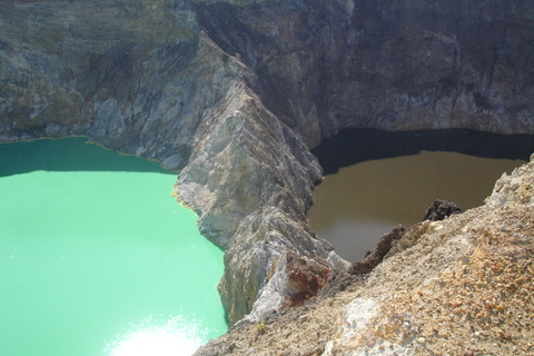 lakes at Kelimutu